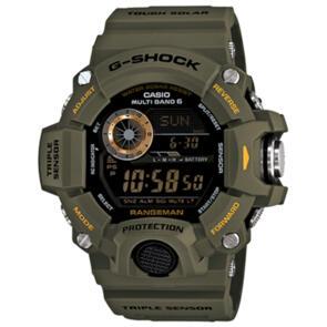 CASIO G-SHOCK RANGEMAN DIGITAL MENS GREEN MILITARY WATCH GW-9400-3D