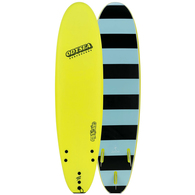 CATCH SURF 2020 ODYSEA 8'0 LOG LOG ELECTRIC LEMON