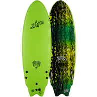 CATCH SURF 2020 ODYSEA X LOST RNF 5'5 ROUND NOSE FISH APPLE GREEN