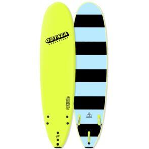 CATCH SURF 2021 9'0 LOG ELECTRIC LEMON