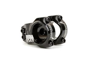 CHROMAG BZA CLAMP STEM 35MM CLAMP, 50MM EXTENSION (BLACK)