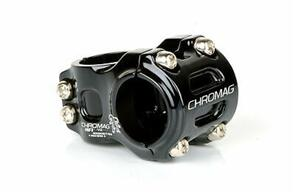 CHROMAG CHROMAG HIFI V2 STEM (31.8MM CLAMP / 31MM EXTENSION) - BLACK