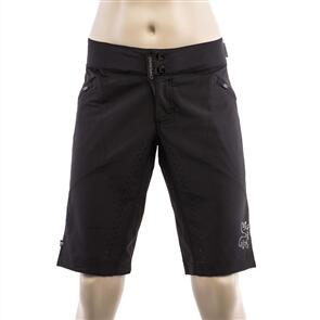 CHROMAG CHROMAG AMBIT WOMEN'S ALL MOUNTAIN SHORTS (BLACK)