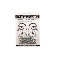 CHROMAG CHROMAG PEDAL PINS W/ ALLOY WASHERS - LONG