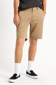 BRIXTON CHOICE CHINO SHORT - KHAKI
