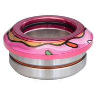 CHUBBY INTEGRATED HEADSET DONUT PINK