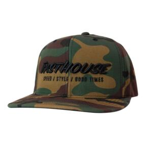 FASTHOUSE CLASSIC HAT CAMO