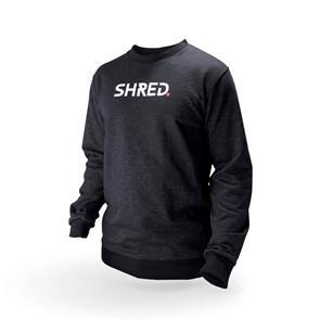 SHRED SWEATSHIRT SHRED MTB CHARCOAL