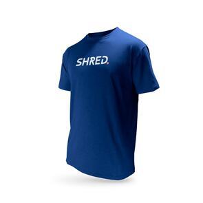 SHRED T SHIRT SHRED MTB NAVY