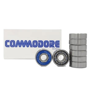 COMMODORE ABEC 3 BEARINGS