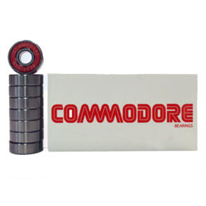 COMMODORE ABEC 7 BEARINGS
