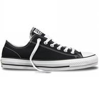 CONVERSE CHUCK TAYLOR ALLSTAR PRO LOW CANVAS BLACK WHITE