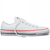 CONVERSE SKATE CHUCK TAYLOR ALLSTAR PRO LOW WHITE RED BLUE