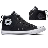 CONVERSE CS CT MID BLACK WHITE BLACK