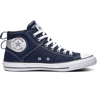 CONVERSE CT CS MID OBSIDIAN/WOLF GREY/WHITE