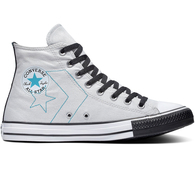 CONVERSE CT STITCHED STAR CHEVRON HI PHOTON DUST RAPID TEAL