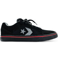 CONVERSE DISTRITO 2.0 LOW BLACK MASON UNIVERSITY RED