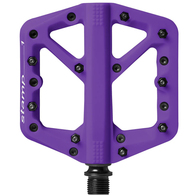 CRANK BROTHERS PEDAL STAMP 1 PURPLE