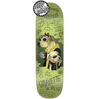 "CREATURE GRAVETTE BAD DAWGS 8.59"" X 32.17"""