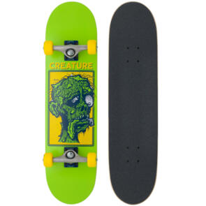 CREATURE RETURN OF THE FIEND MID SK8 COMPLETES 7.80IN X 31.00IN