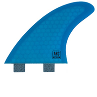 CREATURES OF LEISURE 2020 ARC ICON FCS 5 FINS MED CYAN