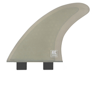 CREATURES OF LEISURE 2020 ARC ICON FCS THRUSTER FINS LGE GREY