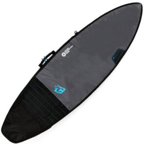 CREATURES OF LEISURE SHORTBOARD DAY USE COVER CHARCOAL CYAN