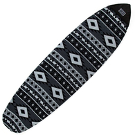 CREATURES 2020 FISH AZTEC SOX GREY CHARC 6'7