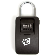 CREATURES OF LEISURE 2021 STASH LOCK BLACK