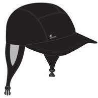 CREATURES OF LEISURE 2021 SURF CAP BLACK OSFM