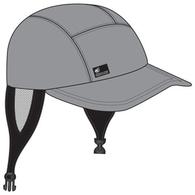 CREATURES 2020 SURF CAP LT GREY OSFM