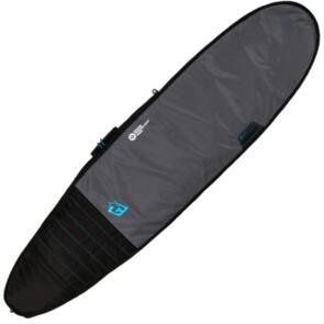 CREATURES OF LEISURE LONGBOARD DAY USE COVER CHARCOAL CYAN