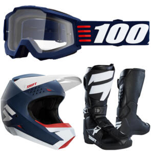 SHIFT WEEKEND WARRIOR PACKAGE! + BOOTS & GOGGLES