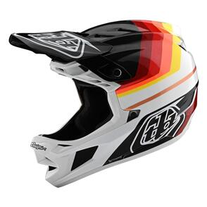 TROY LEE DESIGNS 2020 D4 AS CARBON MIRAGE BLACK / RED