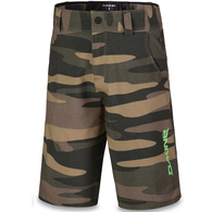 DAKINE KIDS PACE SHORT FIELD CAMO