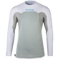 DAKINE STORM SNUG FIT LS WHITE