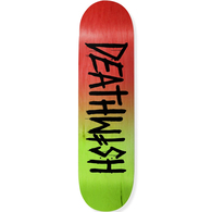 DEATHWISH DEATH TAG RED GREEN 8.5
