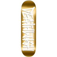 DEATHWISH DEATHSPRAY GOLD WHITE 8.25