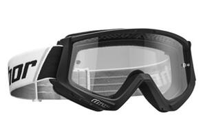 THOR GOGGLES THOR YOUTH COMBAT BLACK