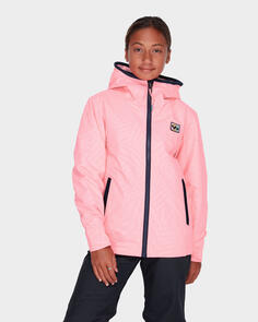 BILLABONG SNOW GIRLS SULA JACKET PEACH