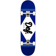 "DEF 8.38"" DEF PLY LOGO COMPLETE BLUE"