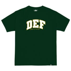 DEF SUPER TEE FOREST GREEN