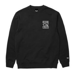 DEF ODC CREW (300GSM) BLACK