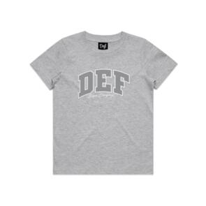 DEF SUPER YOUTH TEE HEATHER