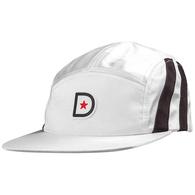 DGK MANCHESTER 5-PANEL CAP WHITE