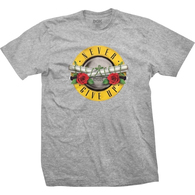 DGK NEVER TEE HEATHER GREY