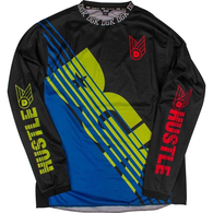 DGK TEAM HUSTLE CUSTOM MOTO JERSEY