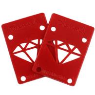 "DIAMOND RISER PADS 1/8"" RED"