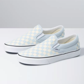 VANS CSO (CHECKERBOARD) BALLAD BLUE TRUE WHITE
