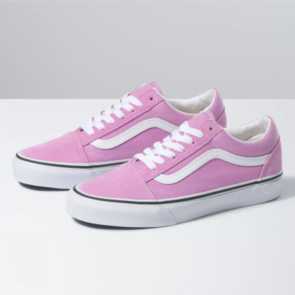 VANS OLD SKOOL ORCHID/TRUE WHITE